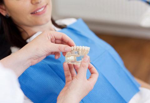 Zahnimplantat Türkei