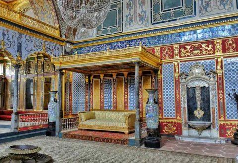 Topkap Palast