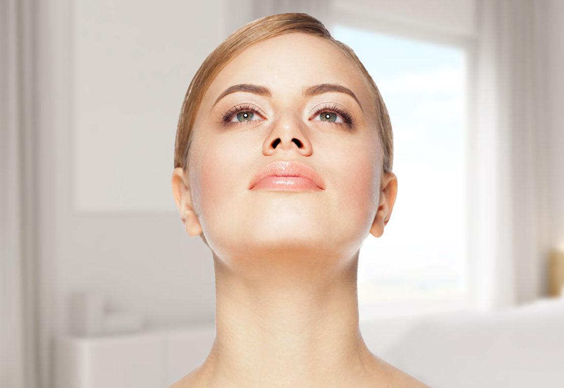 Narbenfreie Nasenkorrektur